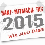 Mint-Mitmachtag 2015